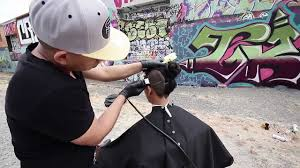 christian the kingdom barber take over youtube