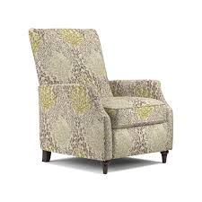Yellow Recliner Chair Prolounger Yellow Multi Floral Push Back Recliner Chair Free