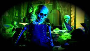 halloween desktop background halloween skeleton wallpaper wallpapersafari