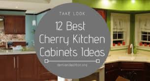best for cherry kitchen cabinets 12 best cherry kitchen cabinets ideas you ll see more of