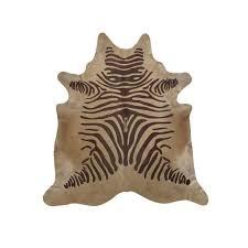 Zebra Area Rug 8x10 Coffee Tables Zebra Skin Rug Ebay Pottery Barn Zebra Rug 8x10