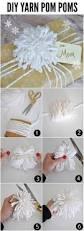 best 25 diy yarn ornaments ideas on pinterest diy christmas
