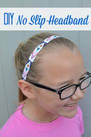 no slip headbands diy no slip headbands without answers