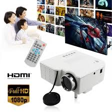 led home theater projector 1080p bison multimedia mini portable led projector 60
