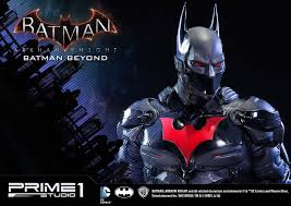 striking batman arkham knight statue figure u2014 geektyrant