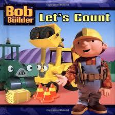 amazon u0027s count bob builder 9780689846359 kelli