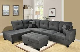 sectional sofa bed with storage sectional sofa beds amazon com