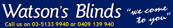 Watson Blinds And Awnings Blinds