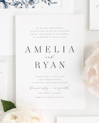 amelia wedding invitations wedding invitations by shine