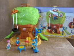 my friends tigger pooh sleuth changing tree fisher price