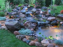Waterfall In Backyard 32 Best Diy Projects Images On Pinterest Landscaping Backyard
