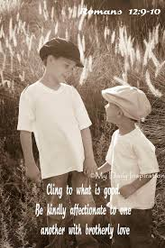 Loving One Another Quotes by Be Kindly Affectionate To One Another With Brotherly Love