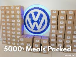 volkswagen service logo volkswagen group of america employees give back with get involved