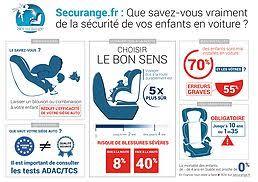 regle siege auto les conseils pour choisir et utiliser siège auto