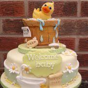 duck baby shower 107 cakes cakesdecor