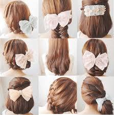 nice koran hairstyles cute korean hairstyles for school korean style collection