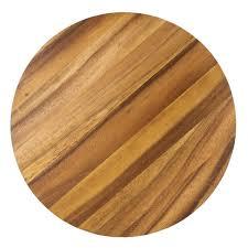cutting board plate fox run craftsmen gourmet wood circle cutting board reviews