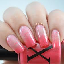 coral nail polish baroness x