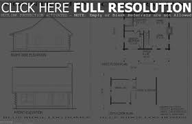 log cabin homes designs small floor plans simple and prices for