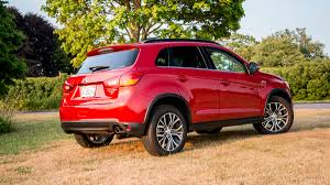 mitsubishi outlander sport 2016 red 2016 mitsubishi outlander suv review with price horsepower and