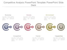 competitive analysis powerpoint template powerpoint slide deck