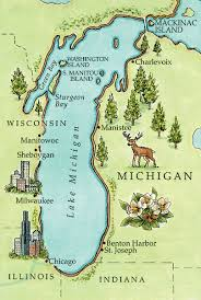 Michigan lakes images 38 facts about the great lakes you probably didn 39 t know gif