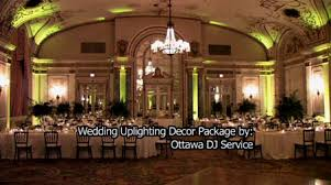 Wedding Decoration Rentals Ottawa Wedding Lighting Decorations Rentals Ottawa Gatineau Hull