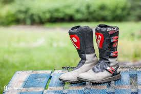 how to break in motocross boots the science of boots brake magazine