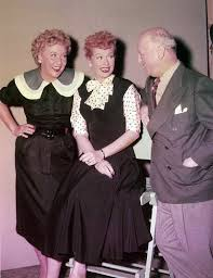 lucy with vivian vance u0026 william frawley a photo on flickriver