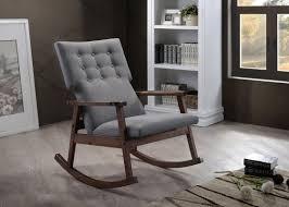 Rocking Chair Makers Latitude Run Nikanor Rocking Chair U0026 Reviews Wayfair