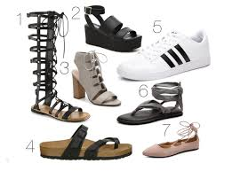 dsw s boots on sale 7 best shoes for summer on sale at dsw