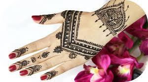 henna tutorial 6 ganze hand und armgelenk sanny kaur youtube