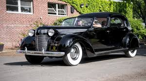 chrysler imperial concept 1938 chrysler imperial touring sedan barrett jackson auction