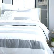 Brushed Cotton Duvet Cover Double Blue And White Striped Duvet Cover Canada Navy Blue And White