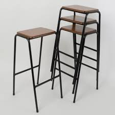 bar stools bistro tables u0026 chairs stackable stools 18 inch