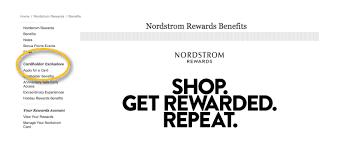Nordstrom Help Desk Number Loyalty Case Study Nordstrom Rewards
