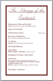 church wedding programs microsoft wedding program templates carlosdelarosavidal tk