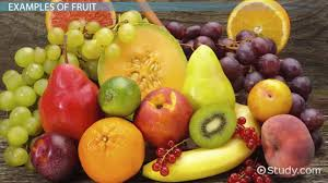 fruit definition types benefits u0026 examples video u0026 lesson