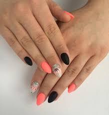 22 oval nails designs nails nails nails pinterest oval shaped