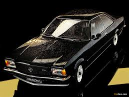 opel commodore b opel commodore e coupe b wallpapers 1024x768