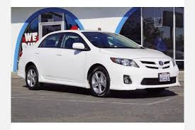 toyota for sale 2012 used 2012 toyota corolla for sale pricing features edmunds