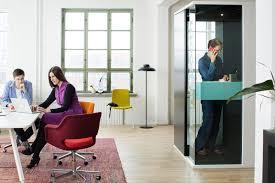 hush phone booth office furniture martela