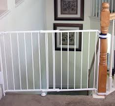 Stair Gates For Banisters Best Baby Gates Of 2017 Safety With Style We The Parents