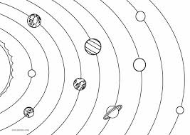 printable solar system coloring pages kids cool2bkids