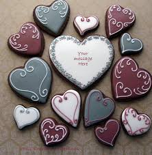 Valentine S Day Decorated Sugar Cookies by Valentines Day Heart Cookies Page Three Valentine U0027s Day Wikii