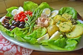 cuisine nicoise child s salad nicoise the ferraro kitchen