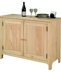 Buffet Tables And Sideboards by Brett Unfinished Pine Sideboard Transitional Buffets And