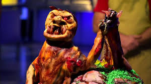 halloween wars special food network asia youtube