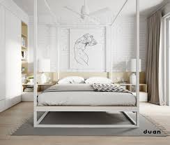 Four Post Bed 32 Fabulous 4 Poster Beds That Make An Awesome Bedroom