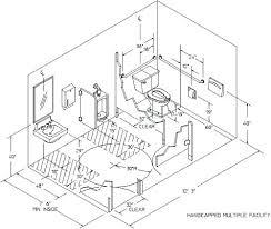 accessible bathroom design ada accessible bathroom homefield